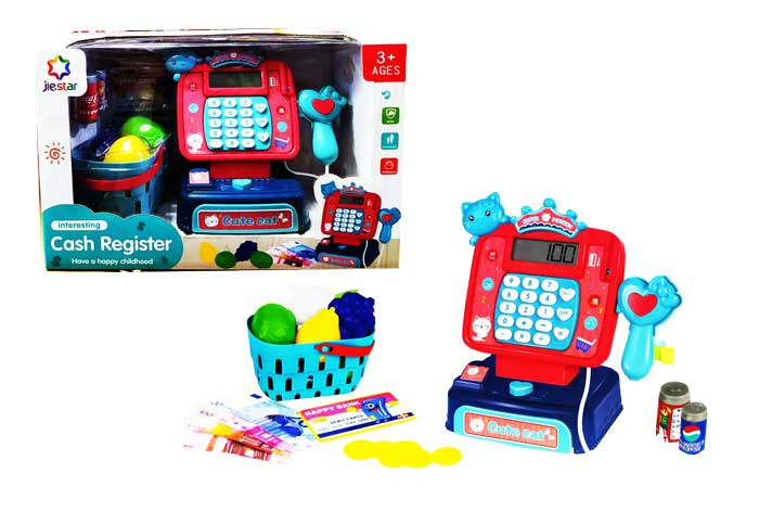 toko mainan online CASH REGISTER - 25865E