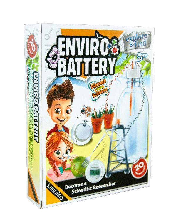 toko mainan online ENVIRO BATTERY - 1002