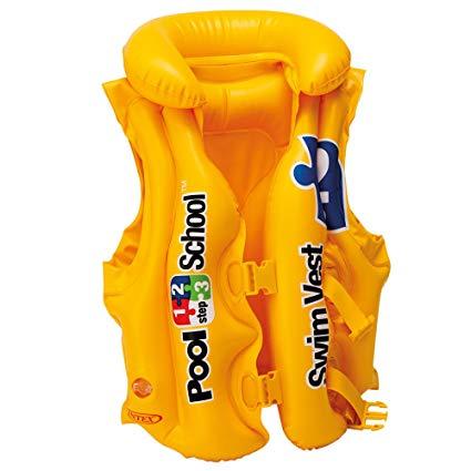 toko mainan online INTEX SWIM VEST SCHOOL - 58660