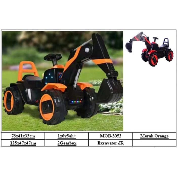 toko mainan online MOTOR AKI EXCAVATOR - MOB-3052