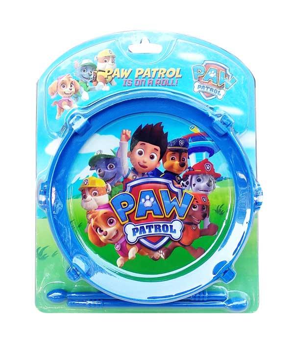 toko mainan online DRUM PAW PATROL - NB-03631/8809-C
