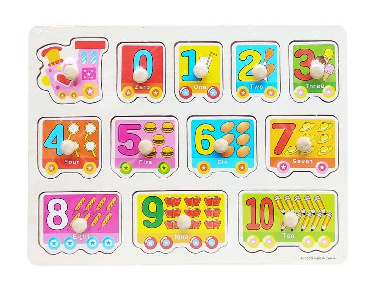 toko mainan online PUZZLE PIN ANGKA 3022
