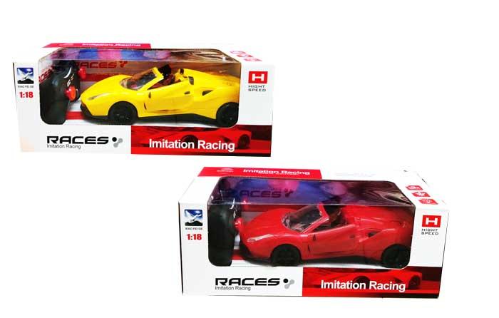 toko mainan online RC RACES - 618-47A