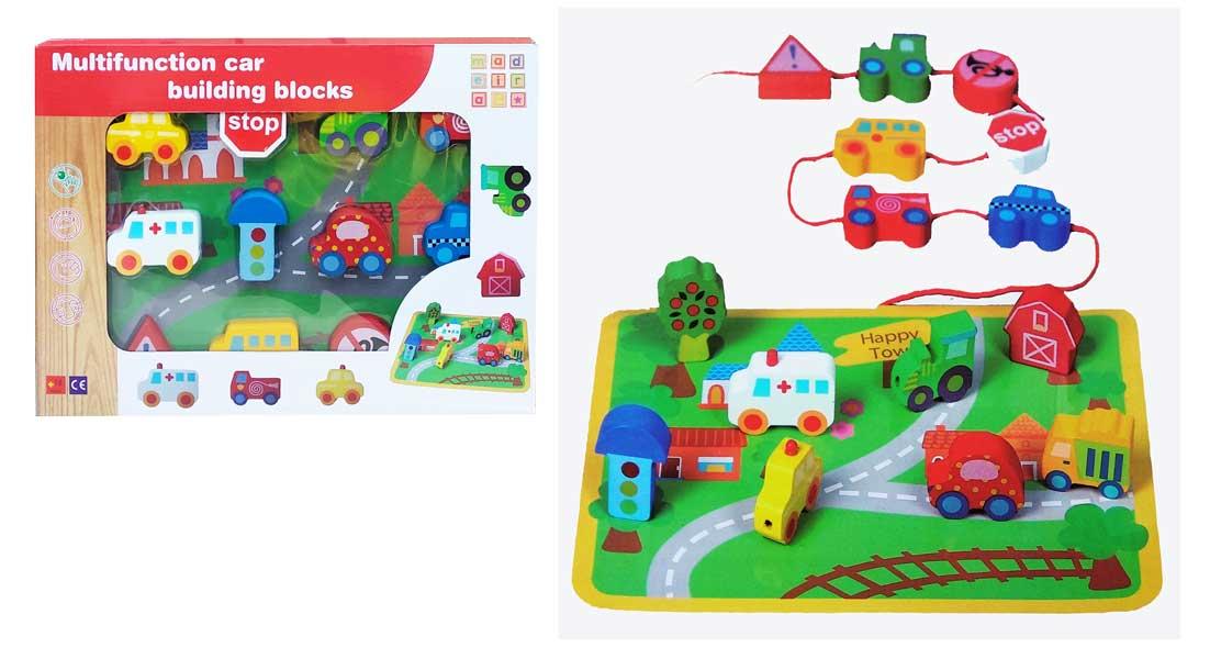 toko mainan online MULTIFUNCTION CAR - 717G