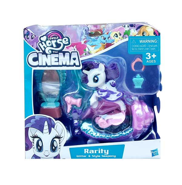 toko mainan online LOVELY HORSE RARITY - BL067