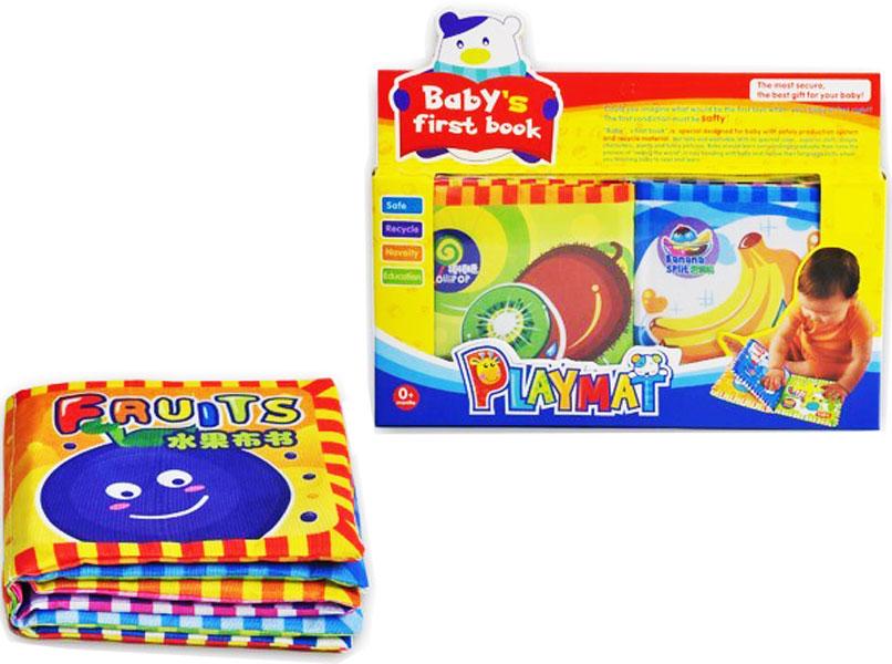 toko mainan online BUKU KAIN FRUITS - HX101G (gr6mx)