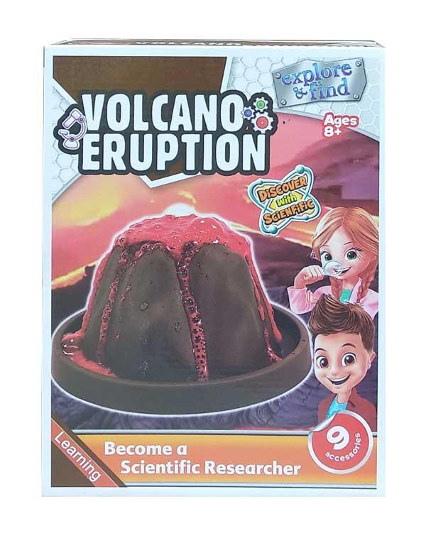 toko mainan online VOLCANO ERUPTION - 1008