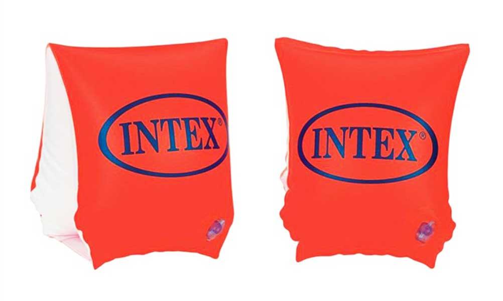 toko mainan online INTEX DELUXE ARM BAND - 58642