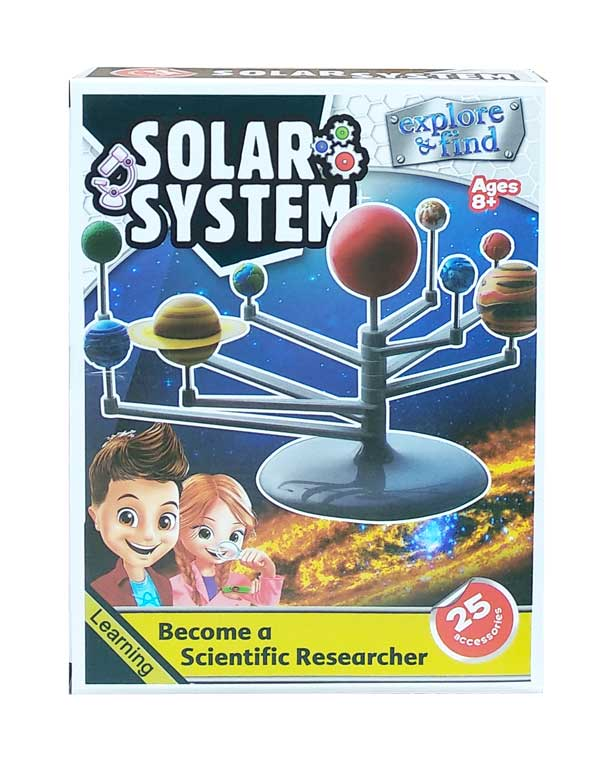 toko mainan online SOLAR SYSTEM - 1007