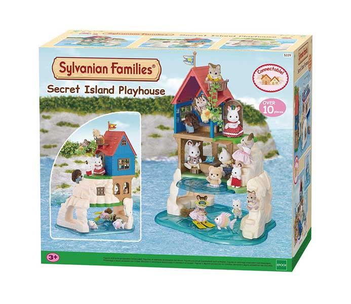 toko mainan online SECRET ISLAND PLAYHOUSE - 5229