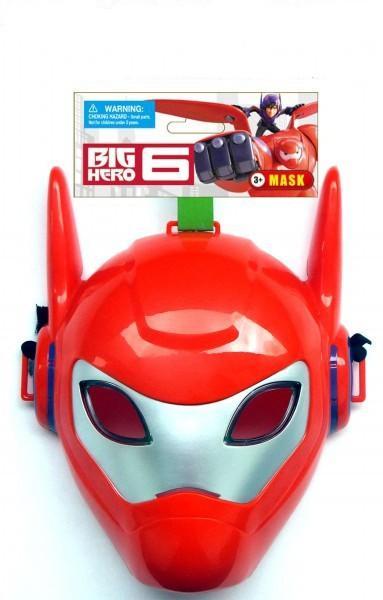 toko mainan online BAYMAX MASK (LIGHT)/ TOPENG BAYMAX