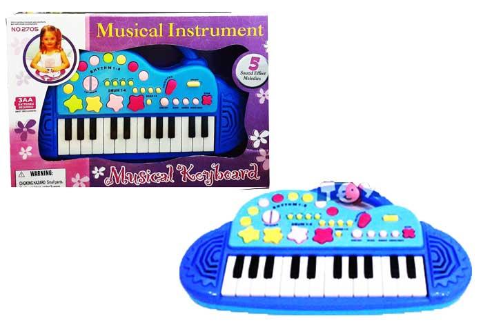 toko mainan online MUSICAL KEYBOARD - 2705