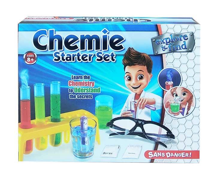 toko mainan online CHEMIE STARTER SET - 1017