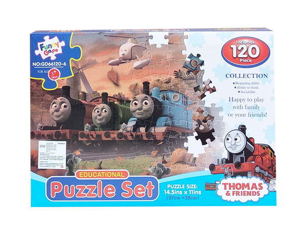 toko mainan online PUZZLE SET THOMAS & FRIENDS - GD66120-6