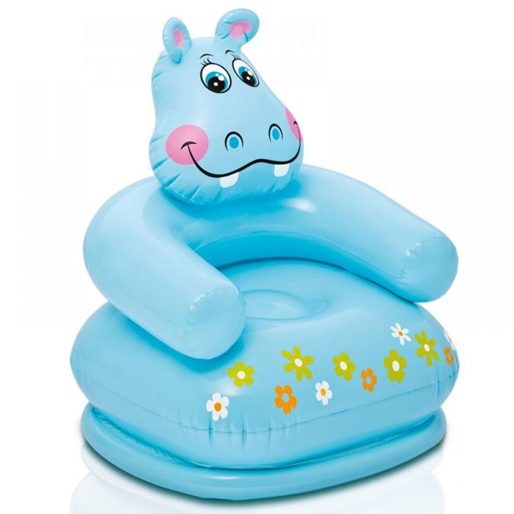 toko mainan online Intex Sofa Mix (hippo) 68556
