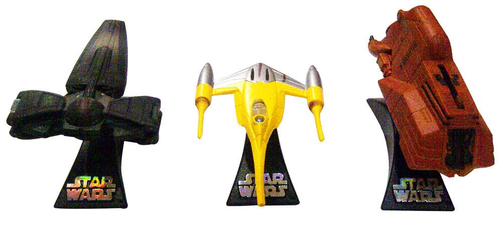 toko mainan online PESAWAT STAR WARS TITANIUM 38874