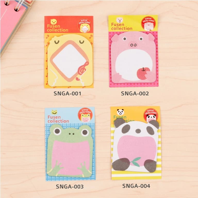 toko mainan online STICKY NOTES SINGLE - LC85