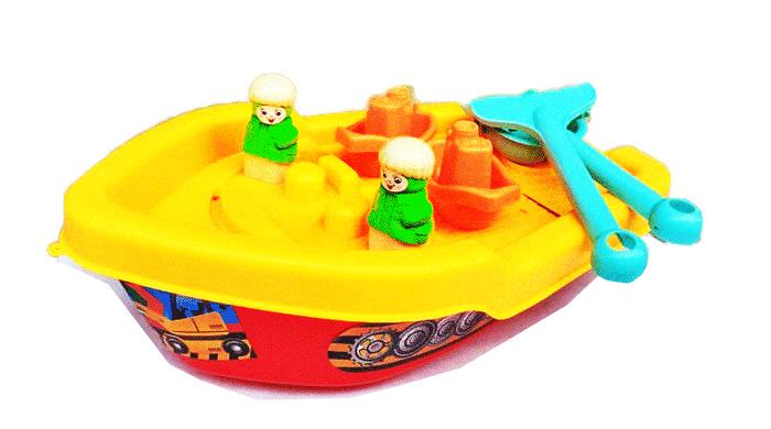 toko mainan online PERAHU PANTAI - 1633-P