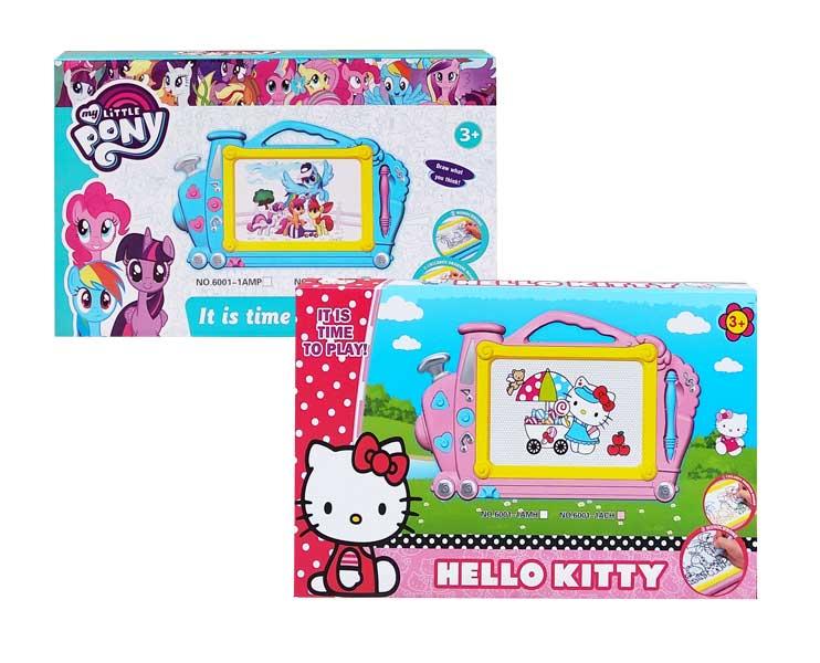 toko mainan online DRAWING BOARD HK/PONY - 6001-1AC