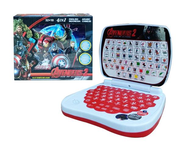 toko mainan online ALAT BANTU BELAJAR 4BHS AVENGERS - 789-1