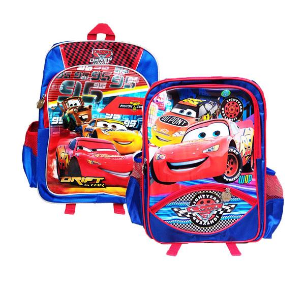 toko mainan online RANSEL SD CARS - RSD