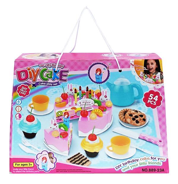 toko mainan online DIY CAKE BESAR - 889-23A