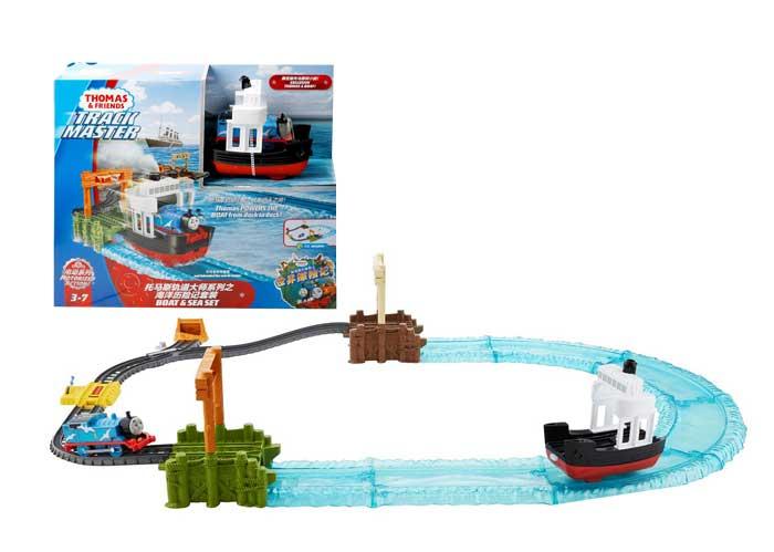toko mainan online THOMAS BOAT & SEA SET - FJK49