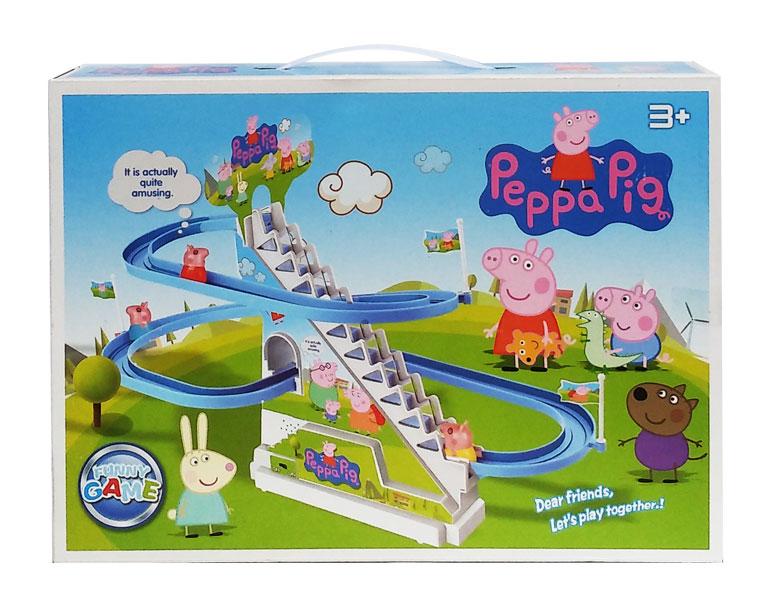 toko mainan online PEPPA PIG TRACK SET - 2689-33