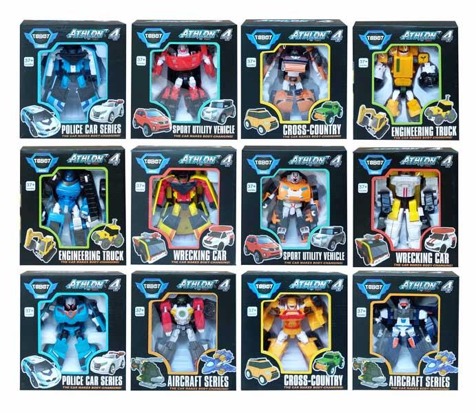 toko mainan online TOBOT ATHLON 4 MIX - 6688(5)