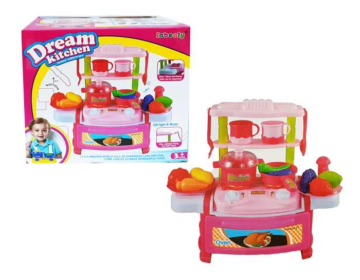 toko mainan online DREAM KITCHEN - 03215/788-1B