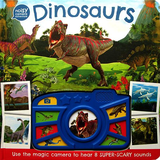 toko mainan online Back in Time Dinosaurs - Noisy Camera