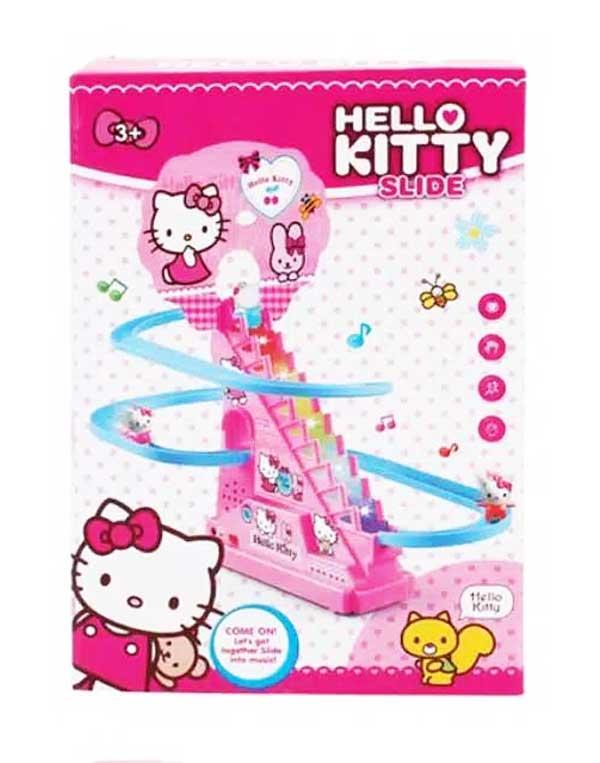 toko mainan online HELLO KITTY SLIDE - 668-3