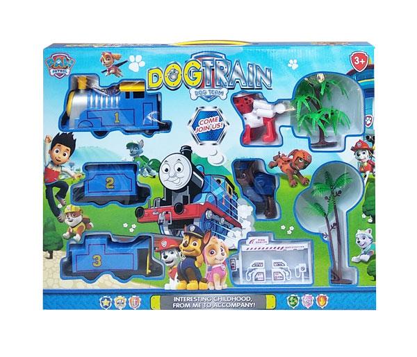 toko mainan online PAW PATROL DOG TRAIN - 8022A