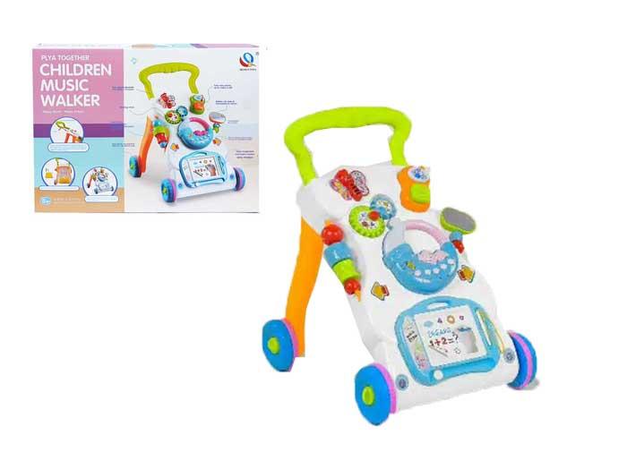 toko mainan online CHILDREN MUSIC WALKER - 696-R36