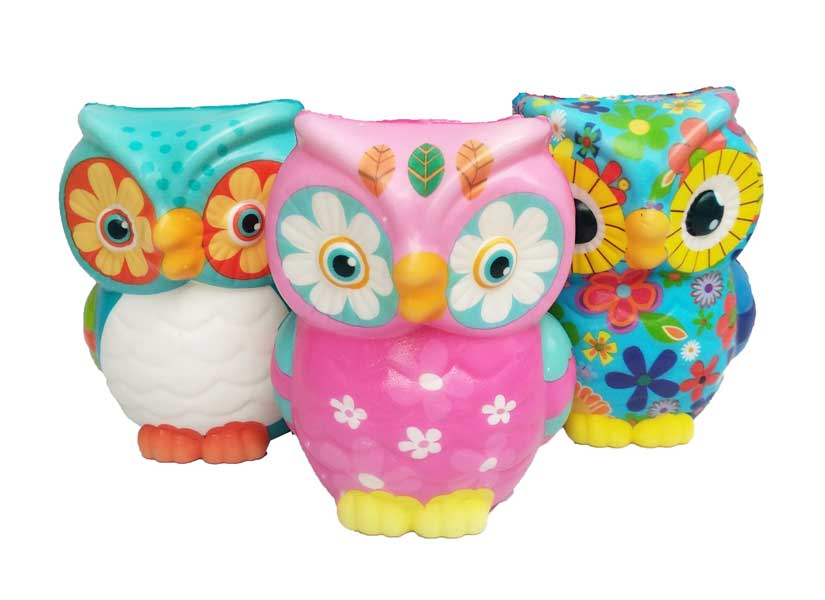 toko mainan online SQUISHY OWL - SQ-32