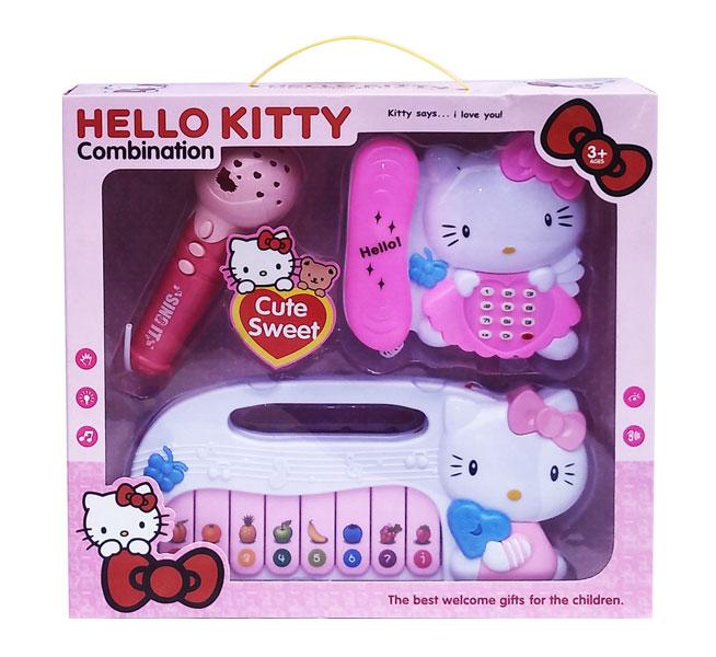 toko mainan online HELLO KITTY COMBINATION - 3301
