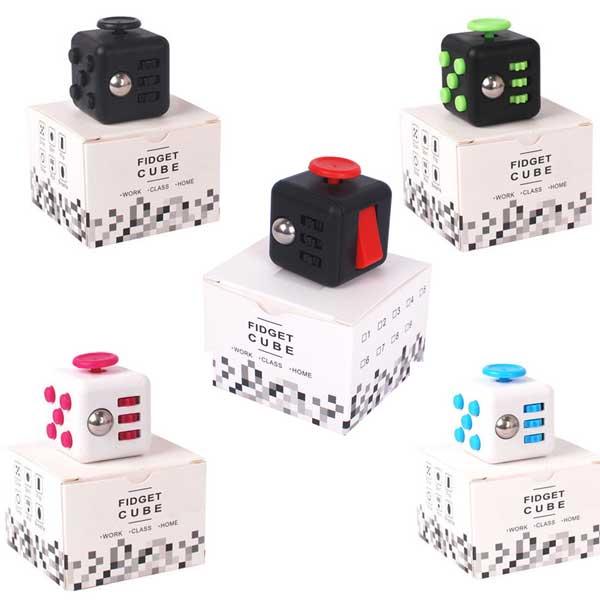 toko mainan online FIDGET CUBE - F66-8 (gr6)