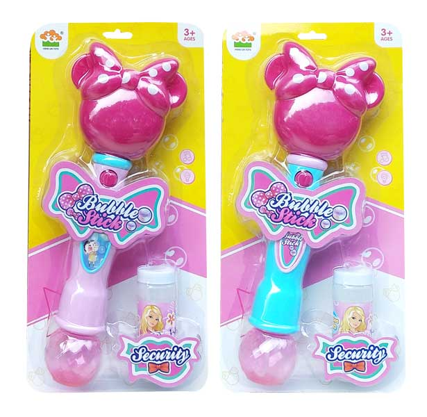 toko mainan online BUBBLE STICK MINNIE - HL199-1