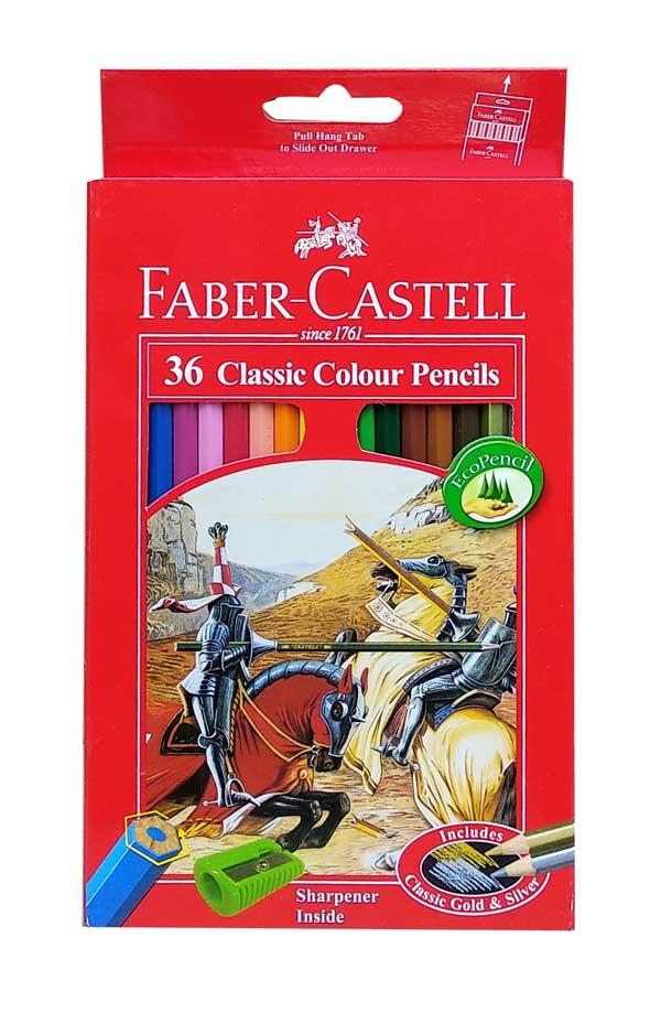 toko mainan online PENSIL WARNA FABER CASTELL 36 - 115856