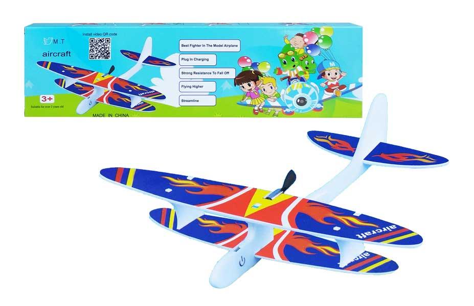 toko mainan online AIRCRAFT ELECTRIC (PESAWAT) - MT006A