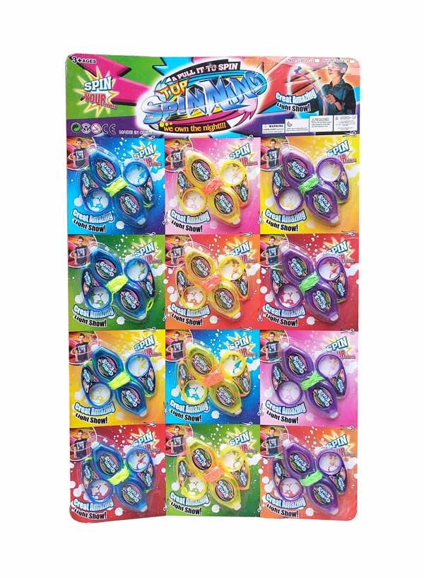 toko mainan online TOP SPINNING LED - GB01-2