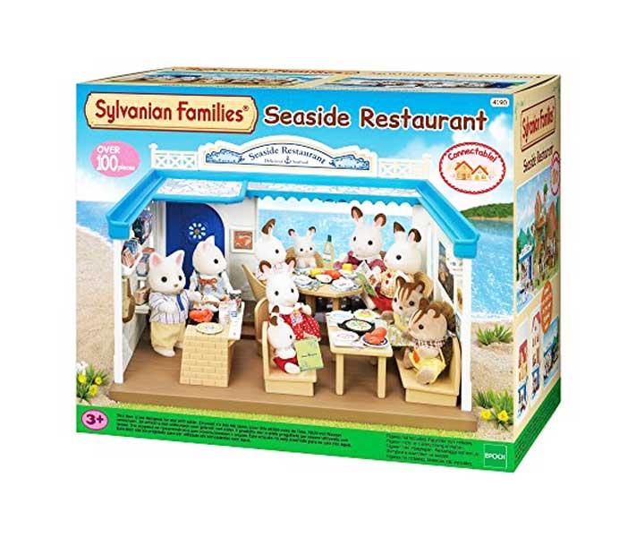 toko mainan online SYLVANIAN SEASIDE RESTAURANT - 4190