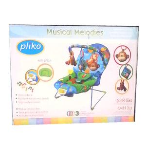 toko mainan online PLIKO MUSICAL MELODIES BOUNCER