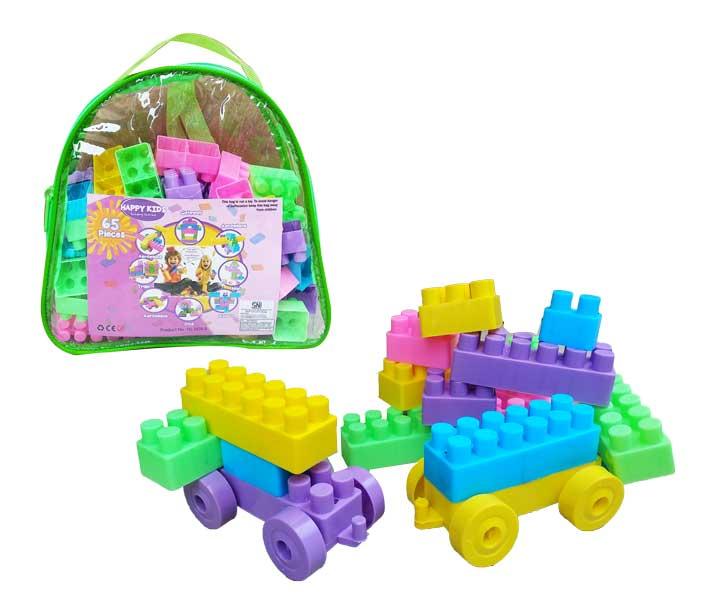 toko mainan online BUILDING BLOCK 65PC - HJ3836B