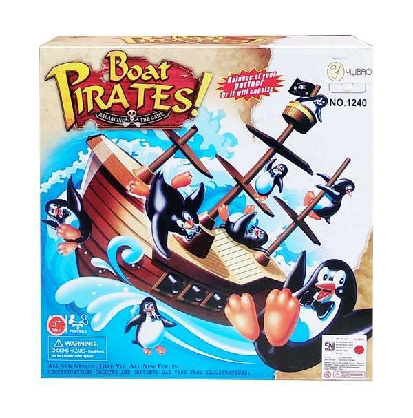 toko mainan online PIRATES BOAT - 1240