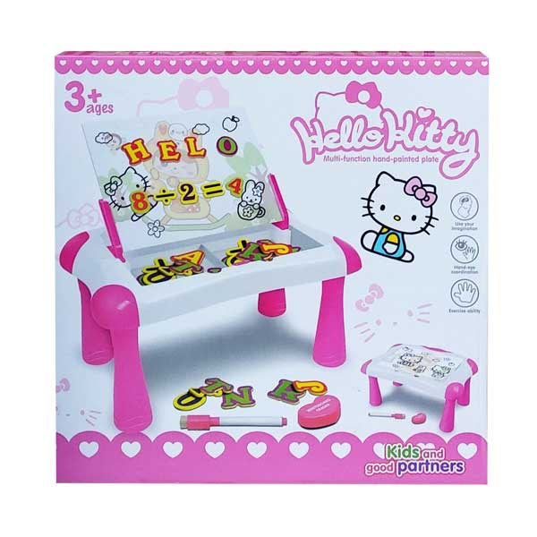 toko mainan online MAGNETIC SKETCHPAD KITTY - 009-2040A