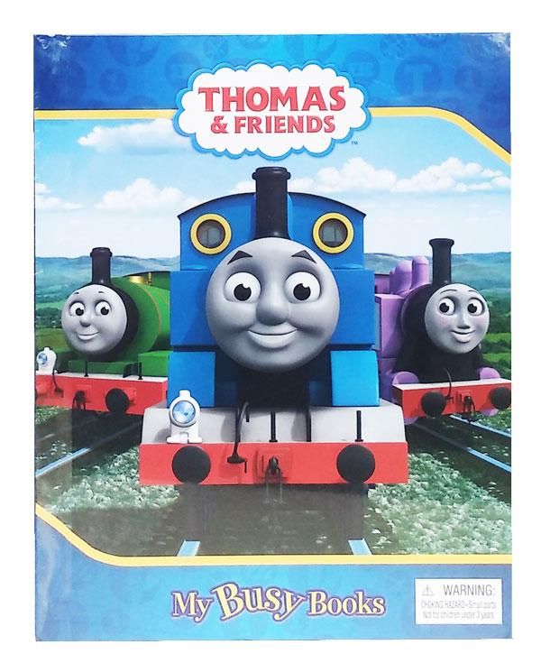 toko mainan online MY BUSY BOOK THOMAS
