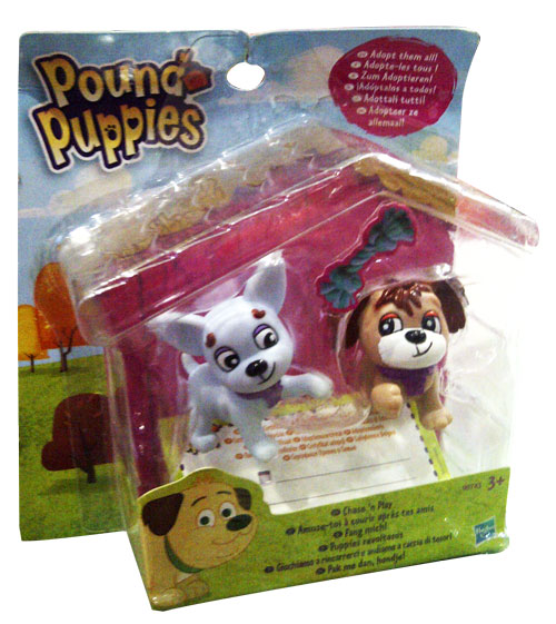 toko mainan online POUND PUPPIES CHASE AND PLAY