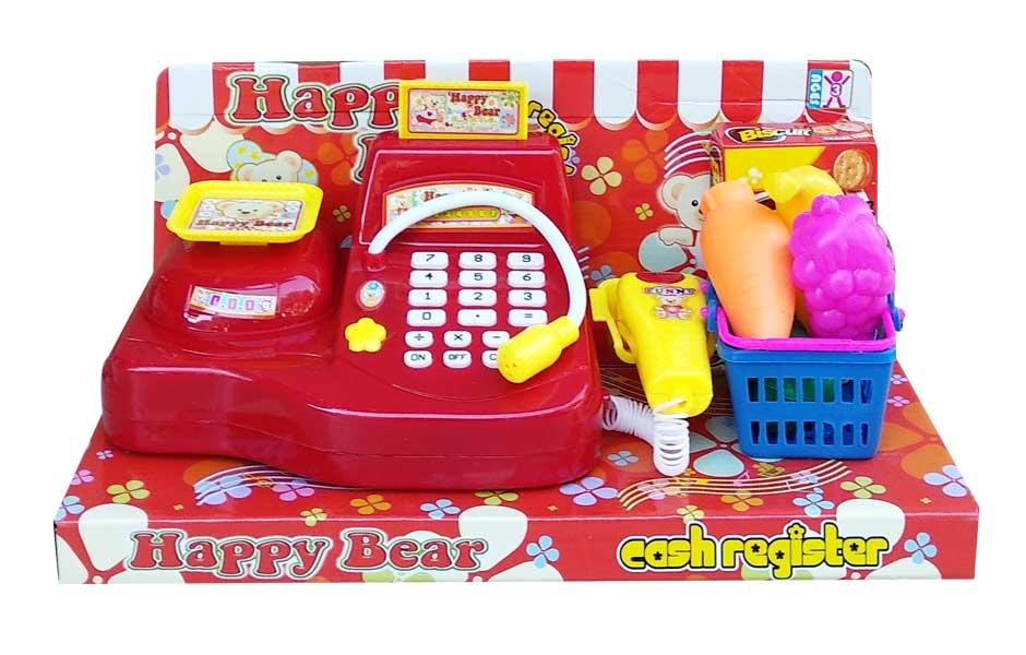 toko mainan online HAPPY BEAR CASH REGISTER - 009A