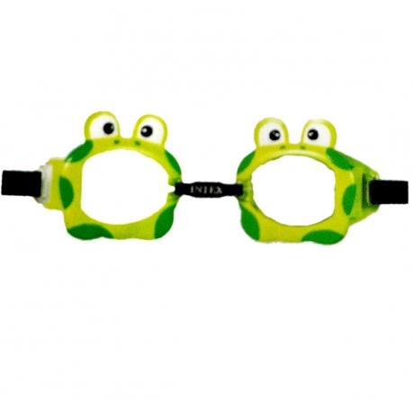 toko mainan online INTEX FUN GOOGLE FROGGY HIJAU- 55603